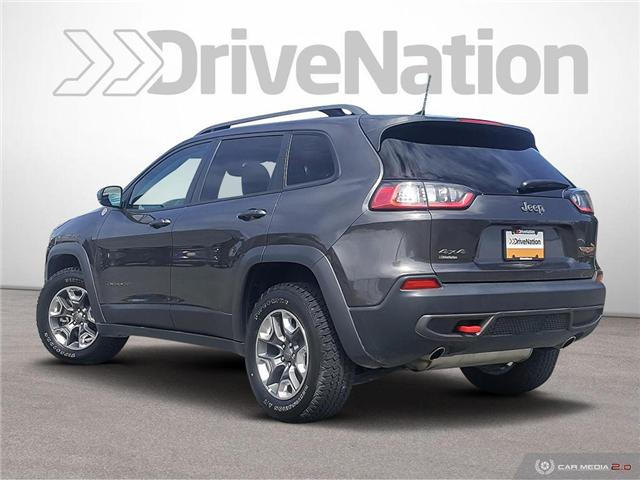 2019 Jeep Cherokee Trailhawk (Stk: G0188) in Abbotsford - Image 4 of 25