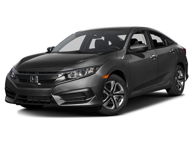 2016 Honda Civic LX (Stk: 1901040A) in Edmonton - Image 1 of 9