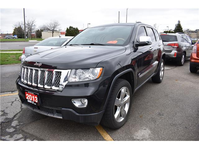 2013 Jeep Grand Cherokee Overland (Stk: 308266) in Burlington - Image 1 of 4