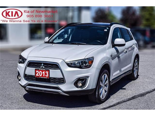 2013 Mitsubishi RVR GT (Stk: 200017A) in Newmarket - Image 1 of 19