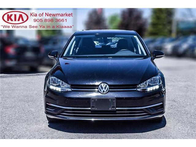 2018 Volkswagen Golf 1.8 TSI Comfortline (Stk: P0893) in Newmarket - Image 2 of 21