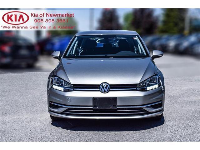 2018 Volkswagen Golf 1.8 TSI Comfortline (Stk: P0894) in Newmarket - Image 2 of 21