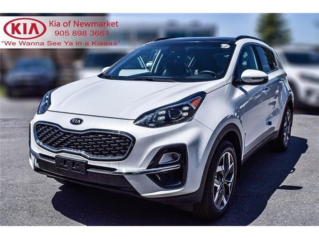 2020 Kia Sportage EX Tech (Stk: 200045) in Newmarket - Image 1 of 22