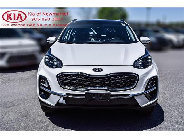 2020 Kia Sportage EX Tech (Stk: 200045) in Newmarket - Image 2 of 22