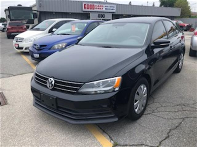 2015 Volkswagen Jetta 2.0L Trendline (Stk: 309260) in Burlington - Image 1 of 4