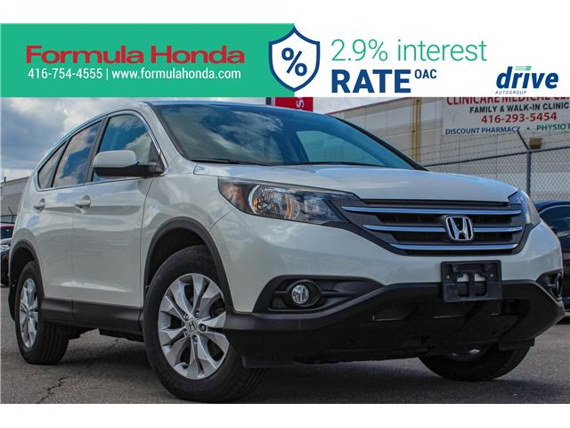 2014 Honda CR-V EX-L (Stk: 19-1800A) in Scarborough - Image 1 of 29