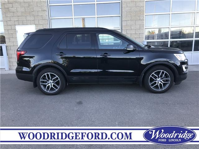 2017 Ford Explorer Sport (Stk: K-1418A) in Calgary - Image 2 of 23