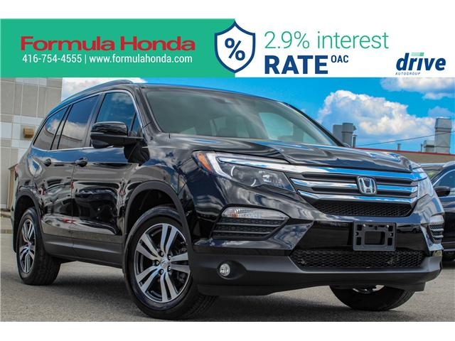 2017 Honda Pilot EX-L Navi (Stk: B11226) in Scarborough - Image 1 of 35