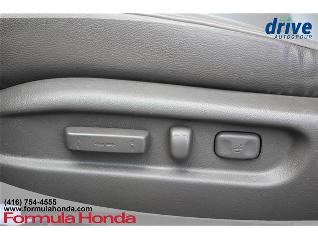 2016 Honda Odyssey Touring (Stk: B11227) in Scarborough - Image 21 of 32