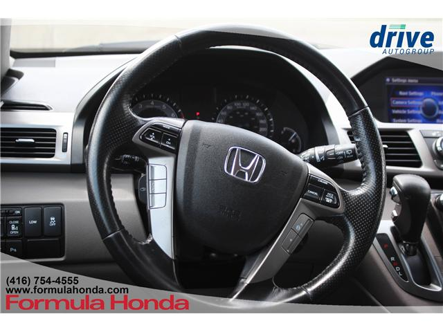 2016 Honda Odyssey Touring (Stk: B11227) in Scarborough - Image 12 of 32