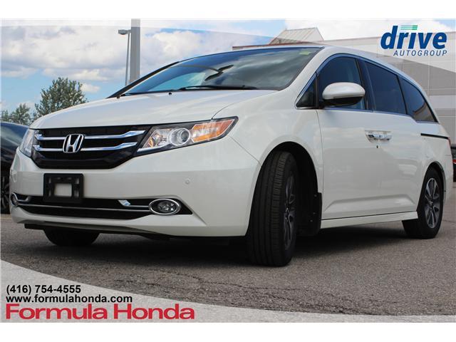 2016 Honda Odyssey Touring (Stk: B11227) in Scarborough - Image 5 of 32