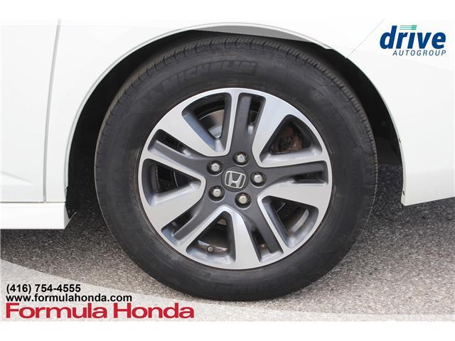 2016 Honda Odyssey Touring (Stk: B11227) in Scarborough - Image 29 of 32