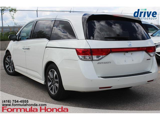 2016 Honda Odyssey Touring (Stk: B11227) in Scarborough - Image 7 of 32