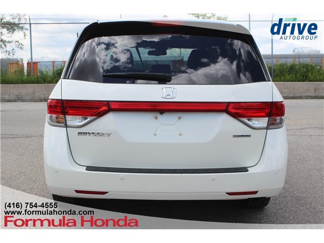 2016 Honda Odyssey Touring (Stk: B11227) in Scarborough - Image 8 of 32