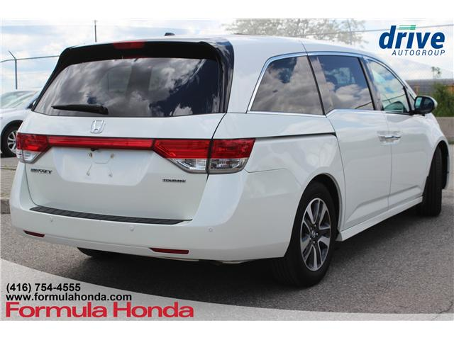 2016 Honda Odyssey Touring (Stk: B11227) in Scarborough - Image 10 of 32