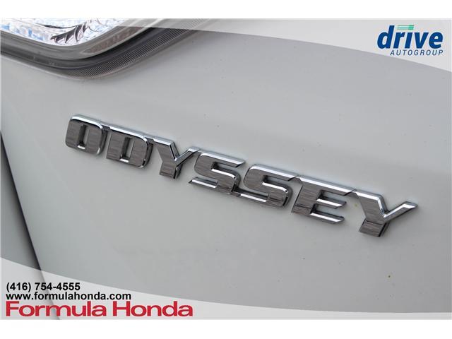 2016 Honda Odyssey Touring (Stk: B11227) in Scarborough - Image 30 of 32