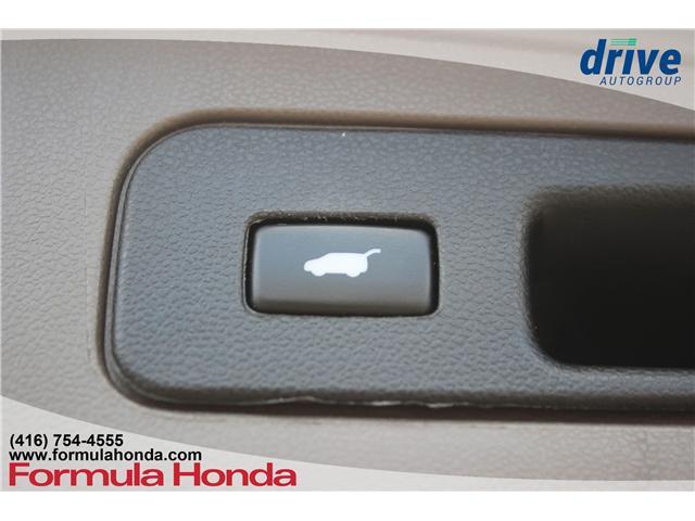 2016 Honda Odyssey Touring (Stk: B11227) in Scarborough - Image 27 of 32