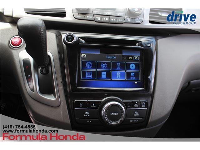 2016 Honda Odyssey Touring (Stk: B11227) in Scarborough - Image 16 of 32