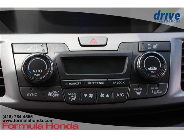 2016 Honda Odyssey Touring (Stk: B11227) in Scarborough - Image 15 of 32