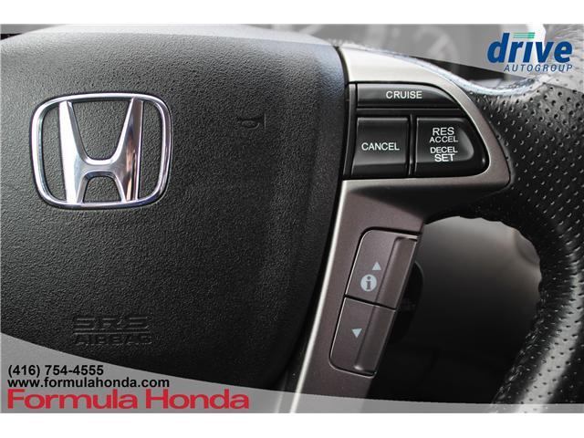 2016 Honda Odyssey Touring (Stk: B11227) in Scarborough - Image 20 of 32