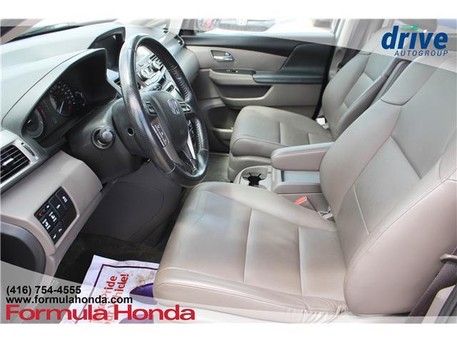 2016 Honda Odyssey Touring (Stk: B11227) in Scarborough - Image 11 of 32