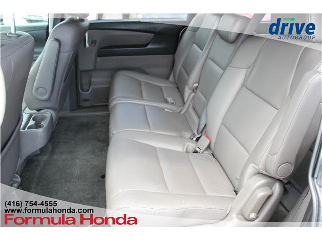 2016 Honda Odyssey Touring (Stk: B11227) in Scarborough - Image 25 of 32