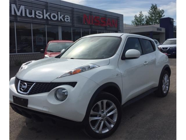 2013 Nissan Juke SV (Stk: 19033A) in Bracebridge - Image 1 of 14