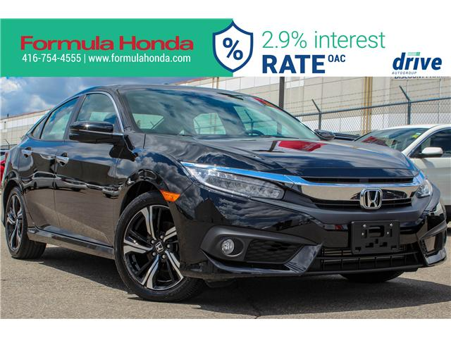 2017 Honda Civic Touring (Stk: B11239) in Scarborough - Image 1 of 32