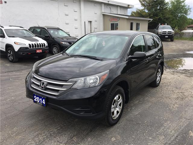 2014 Honda CR-V LX (Stk: 1900) in Garson - Image 1 of 12