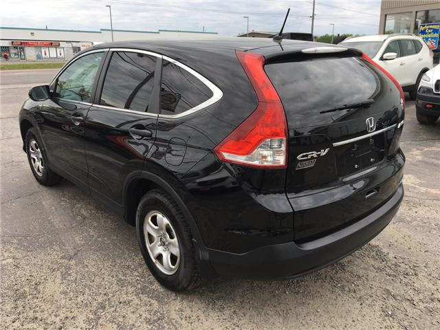 2014 Honda CR-V LX (Stk: 1900) in Garson - Image 3 of 12
