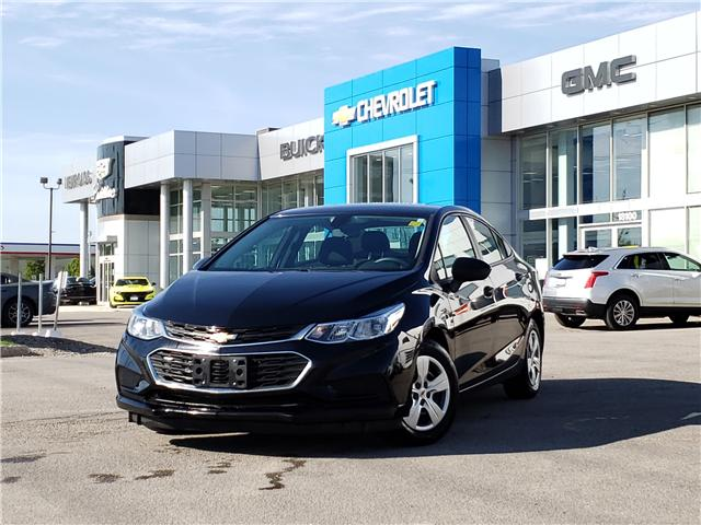 2016 Chevrolet Cruze LS Auto (Stk: 6183745A) in Newmarket - Image 1 of 14
