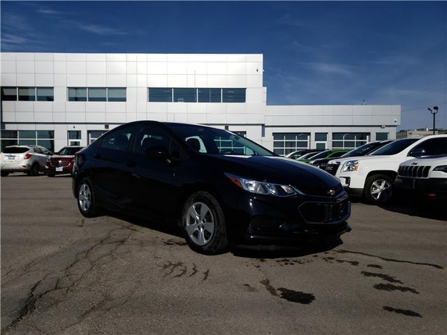 2016 Chevrolet Cruze LS Auto (Stk: 6183745A) in Newmarket - Image 3 of 14