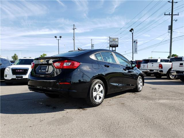 2016 Chevrolet Cruze LS Auto (Stk: 6183745A) in Newmarket - Image 5 of 14