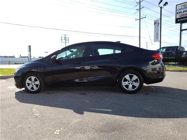2016 Chevrolet Cruze LS Auto (Stk: 6183745A) in Newmarket - Image 8 of 14