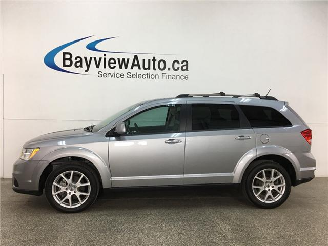 2018 Dodge Journey GT (Stk: 35183W) in Belleville - Image 1 of 30