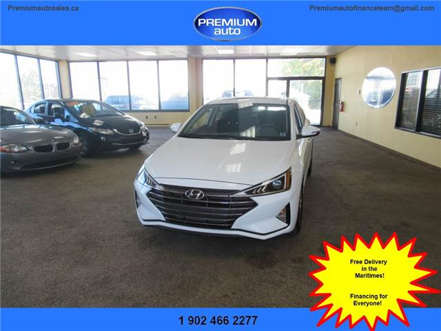 2019 Hyundai Elantra Preferred (Stk: 769578) in Dartmouth - Image 1 of 25