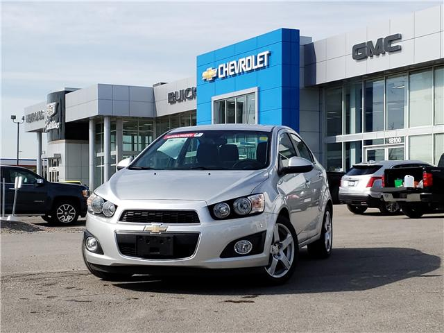 2015 Chevrolet Sonic LT Auto (Stk: N13441A) in Newmarket - Image 1 of 14