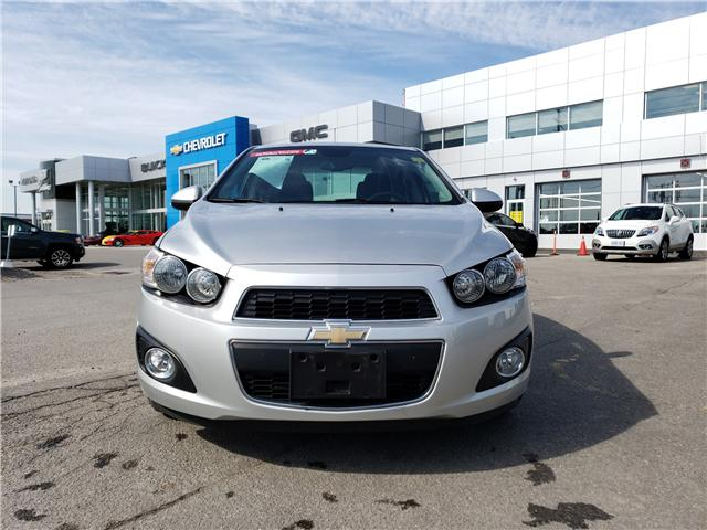 2015 Chevrolet Sonic LT Auto (Stk: N13441A) in Newmarket - Image 2 of 14