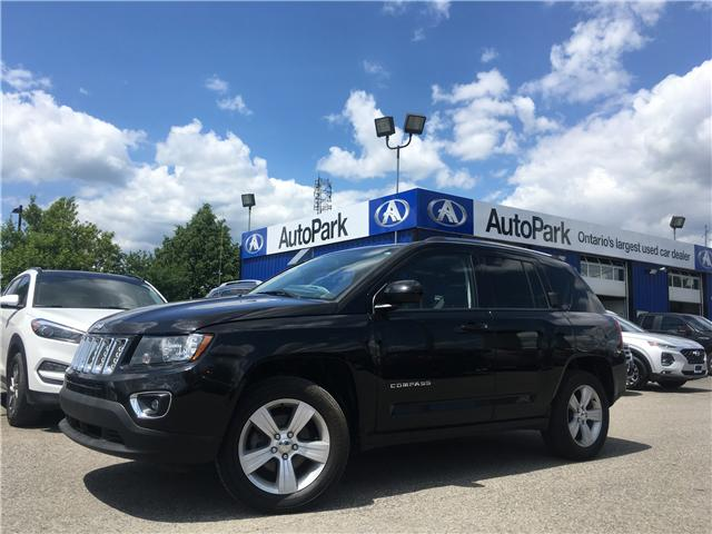 2017 Jeep Compass  (Stk: 17-72079) in Georgetown - Image 1 of 22