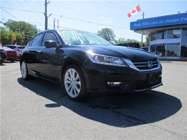 2015 Honda Accord Touring (Stk: 190802) in Richmond - Image 1 of 15