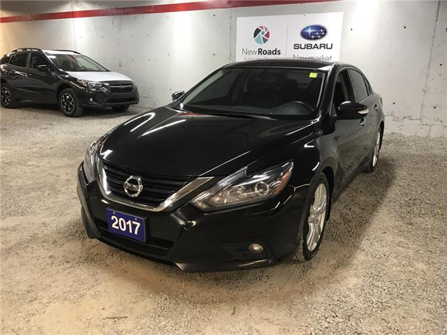 2017 Nissan Altima 3.5 SL (Stk: S19327A) in Newmarket - Image 1 of 22