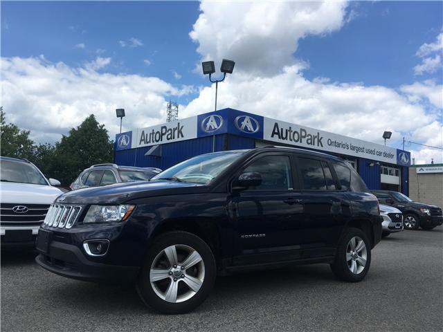 2017 Jeep Compass Sport/North (Stk: 17-97667) in Georgetown - Image 1 of 24