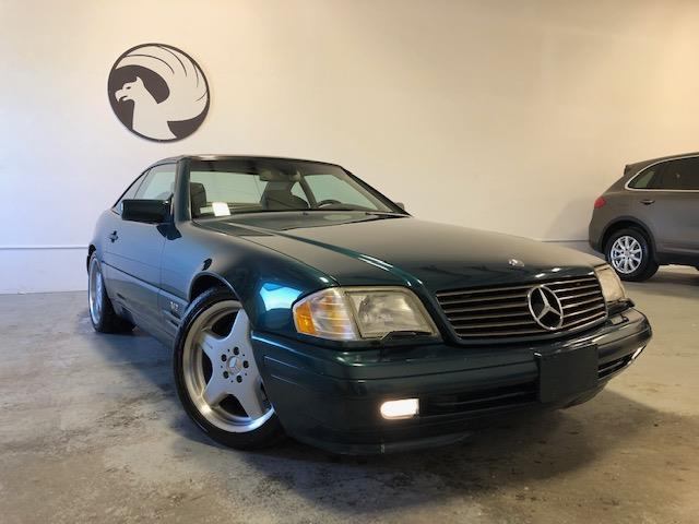 1997 Mercedes-Benz SL-Class Base (Stk: 1136) in Halifax - Image 2 of 30