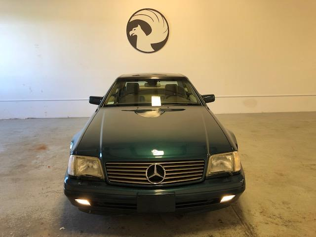 1997 Mercedes-Benz SL-Class Base (Stk: 1136) in Halifax - Image 3 of 30