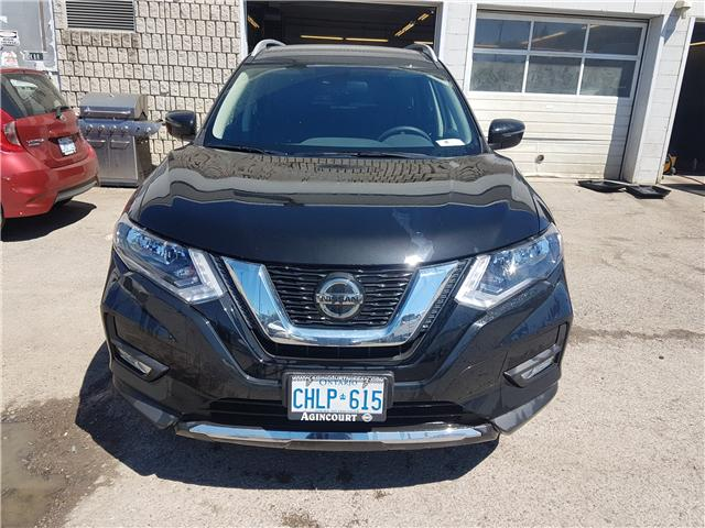 2019 Nissan Rogue SV (Stk: D720476A) in Scarborough - Image 1 of 7