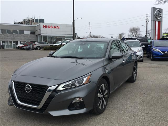 2019 Nissan Altima 2.5 SV (Stk: D305168A) in Scarborough - Image 1 of 11