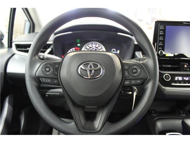 2020 Toyota Corolla LE (Stk: P017853) in Winnipeg - Image 11 of 26
