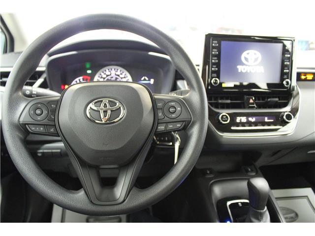 2020 Toyota Corolla LE (Stk: P016717) in Winnipeg - Image 10 of 26