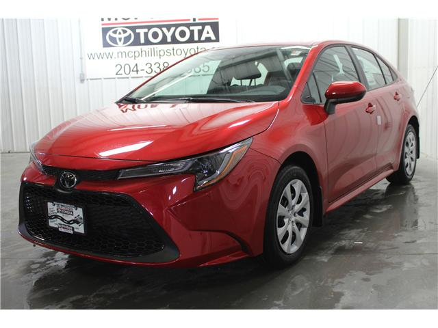 2020 Toyota Corolla LE (Stk: P015977) in Winnipeg - Image 1 of 26