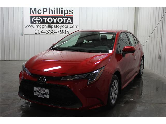 2020 Toyota Corolla LE (Stk: P015977) in Winnipeg - Image 2 of 26